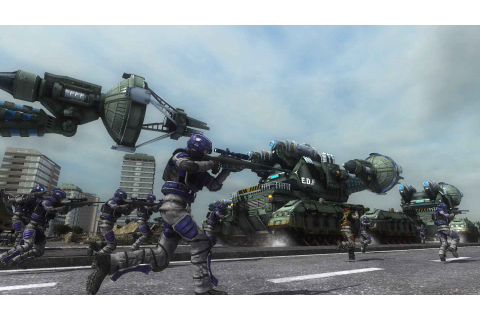 Earth Defense Force 5 Review - PlayStation Universe