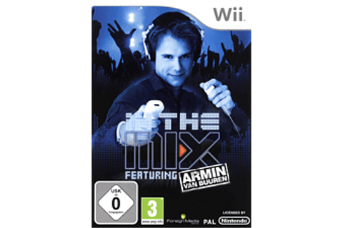 In the Mix featuring Armin van Buuren Nintendo WiiU / Wii ...