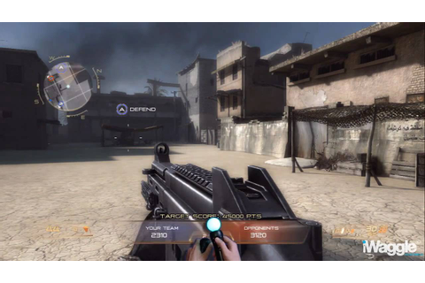 iWatch | Modern Combat Domination PlayStation Move ...