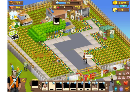 Zombie Lane Free2Play - Zombie Lane F2P Game, Zombie Lane Free-to-play