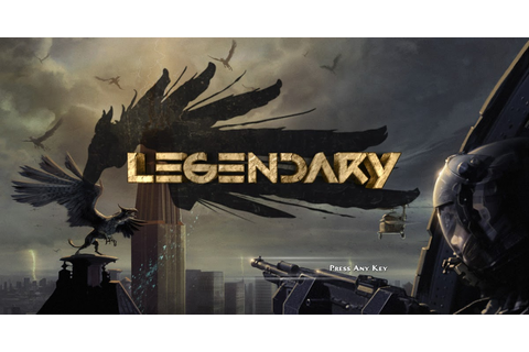 Super Adventures in Gaming: Legendary (PC) - Guest Post