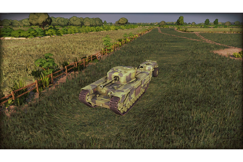 Imagini Steel Division: Normandy 44 – Digital Games