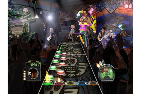 Dream Games: Guitar Hero - Aerosmith