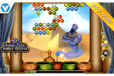Arabian Nights: Bubble Shooter - Android Apps on Google Play