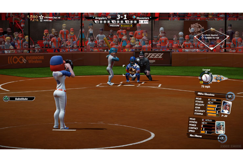 Super Mega Baseball 2 Review | Peanuts and Cracker Jack ...