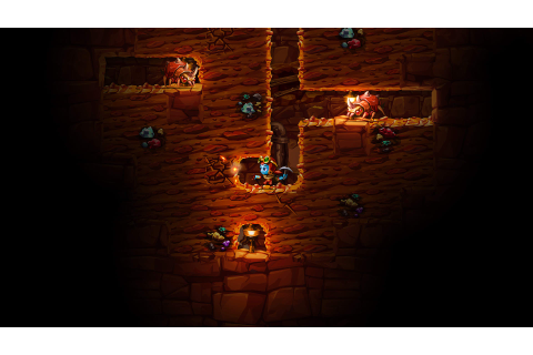 SteamWorld Dig 2 Review: Just Keep Digging | SteamWorld Dig 2
