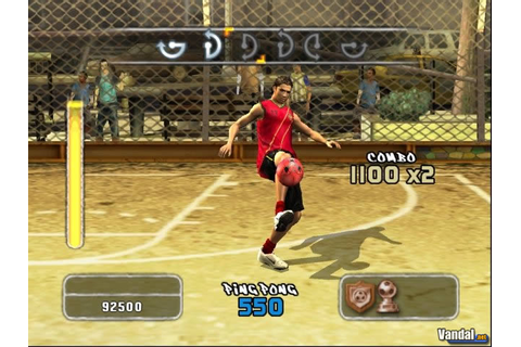 Download Urban Freestyle Soccer 2009 Game Full Version For ...