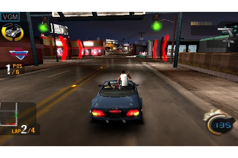 Street Riders for Sony PSP - The Video Games Museum
