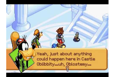 Kingdom Hearts - Chain of Memories - Game Boy Advance ...