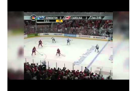 2006 Stanley Cup Final - Game 7 - YouTube