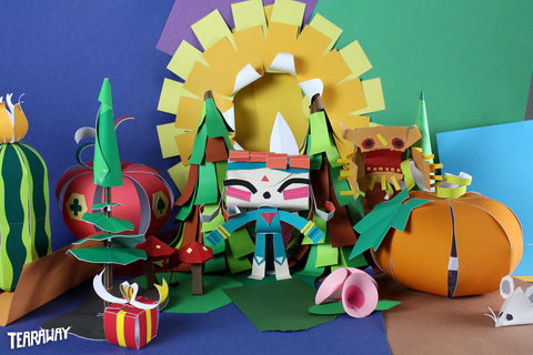 Tearaway Unfolded - From the creators of LittleBigPlanet™