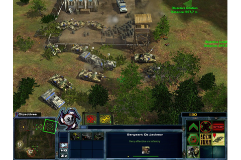 Act of War: High Treason Screenshots for Windows - MobyGames
