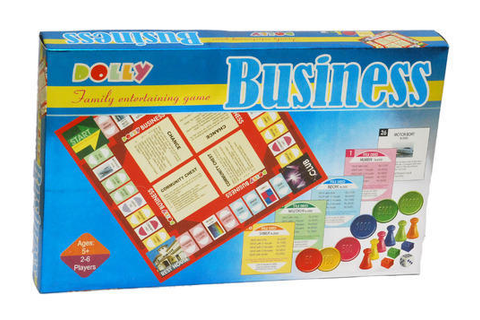 Kids Board Games - Business Game Deluxe Manufacturer from ...