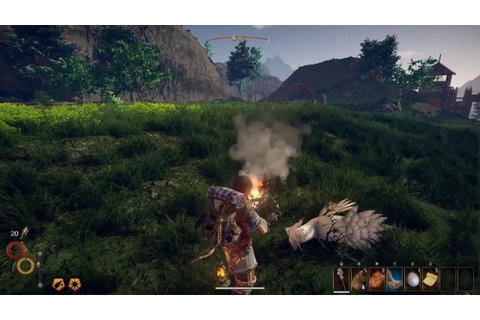 Deep Silver's Upcoming RPG, Outward, Releasing March 26 ...