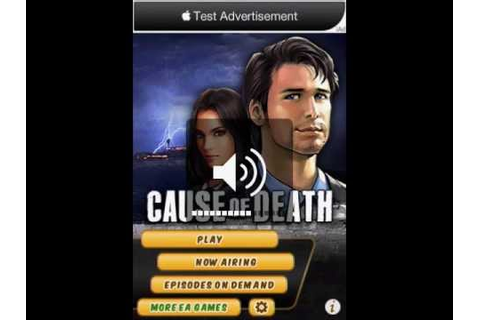 Cause of Death (game) - Mashpedia Free Video Encyclopedia