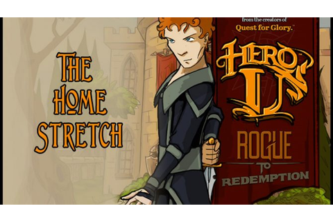 Kickstarted Classical Adventure Game Hero-U: Rogue to ...