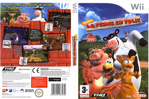 La Ferme en Folie PC, Wii, GBA, PS2, NGC | 2007