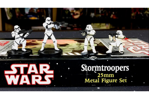 Star Wars Miniatures Battles Game - YouTube