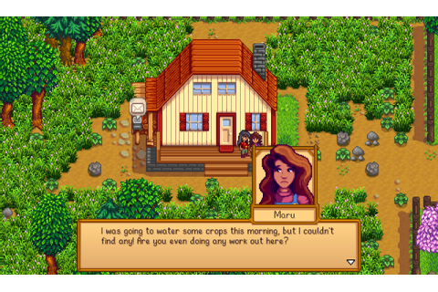 Stardew Valley coming to Linux and Mac depends on Sales