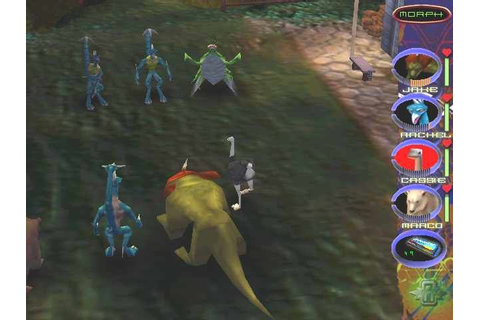 Video games based on Animorphs