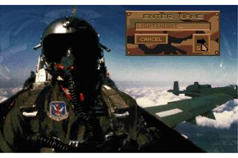A-10 Tank Killer v1.5 Download (1991 Simulation Game)