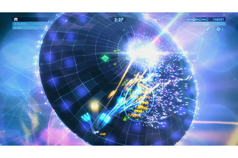 Geometry Wars™ 3: Dimensions Evolved on PS3 | Official ...