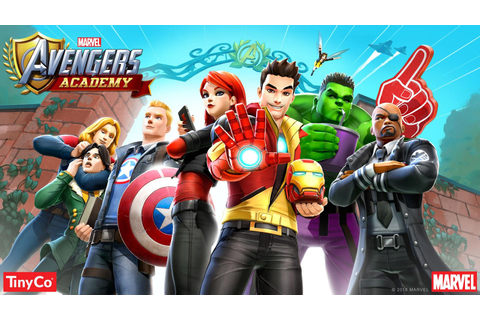Marvel Avengers Academy | Marvel Database | FANDOM powered ...