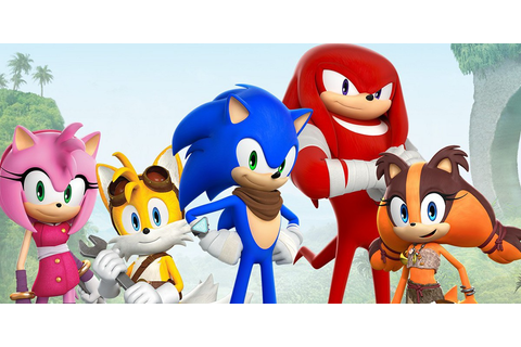 Sonic Dash 2: Sonic Boom iOS Game Review