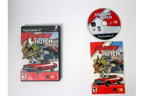 Starsky and Hutch game for Playstation 2 (Complete) | The ...