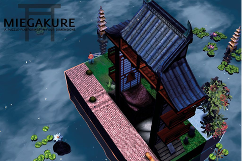 Miegakure Is the First 4D Puzzle Platformer in the World ...