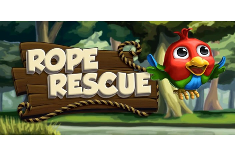Rope Rescue for Android, The Perfect Mix of Cut the Rope ...