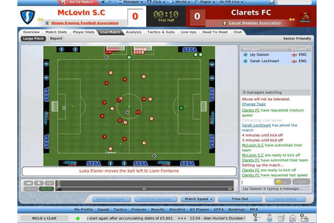 Football Manager Live Download Free Full Game | Speed-New