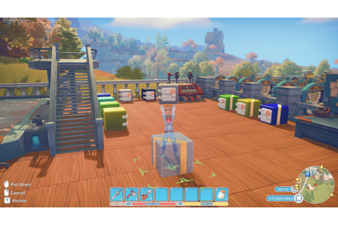 My Time At Portia on Steam