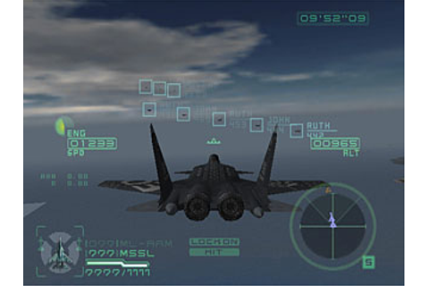 Air Force Delta Strike Screenshots - Video Game News ...