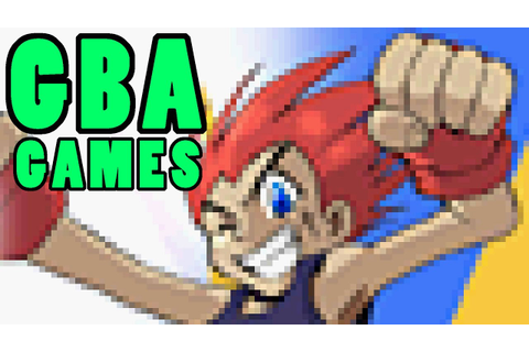 GBA Games - Dragon Ball & Car Battler Joe?! - YouTube
