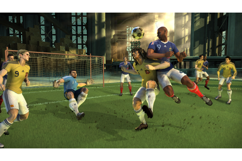 Ubisoft going head-to-head with EA? Pure Futbol announced ...