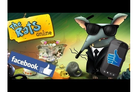 Facebook Game Tip - The Rats Online - YouTube
