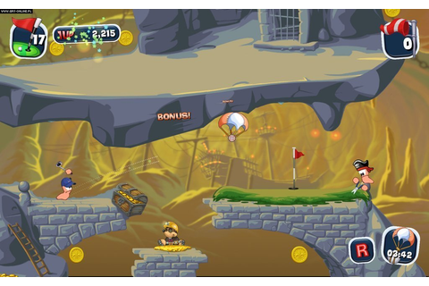 Worms Crazy Golf - screenshots gallery - screenshot 6/17 ...