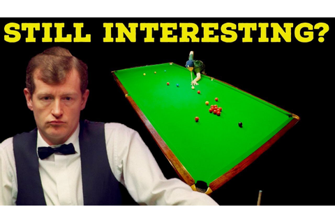 How Steve Davis Changed Snooker Forever - YouTube