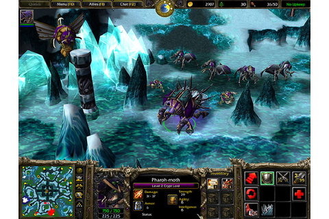 Warcraft III: The Frozen Throne - Lutris