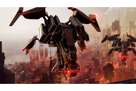 Killzone: Shadow Fall [10] wallpaper - Game wallpapers ...