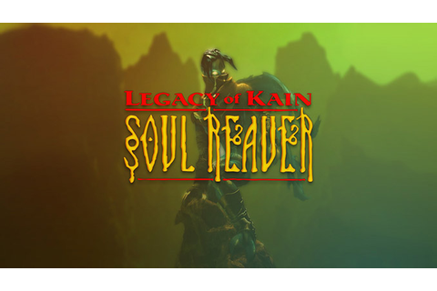 Legacy of Kain: Soul Reaver - Download - Free GoG PC Games