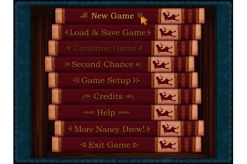 Nancy Drew: The Secret of Shadow Ranch (Windows) - My ...