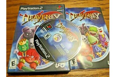 Heavenly Guardian (Sony PlayStation 2, 2008) PS2 Complete ...