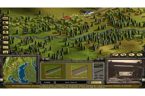Railroad Tycoon 2 Platinum - 01 - Classic Campaign: The ...