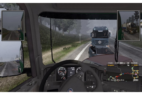 Euro Truck Simulator 2 With Key PC Game Download | PC ...