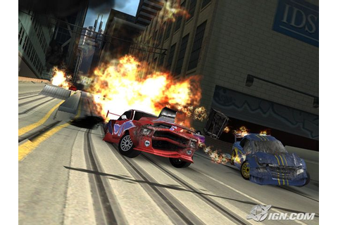 Crash n Burn PS2 ISO Download