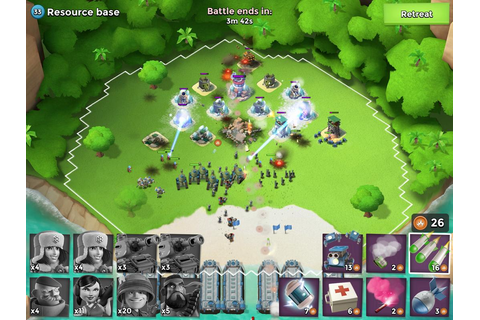 Boom Beach APK Download - Free Strategy GAME for Android ...