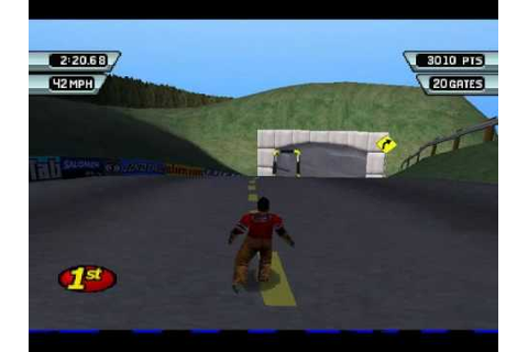 3Xtreme Ps1 - YouTube