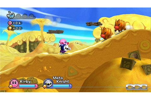 Kirby's Return to Dream Land Review for Nintendo Wii (Wii ...